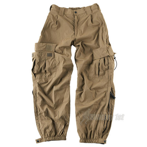 Helikon Soft Shell Trousers Coyote