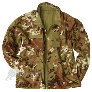 Mil-Tec Soft Shell Jacket Vegetato Woodland