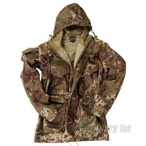Mil-Tec Smock Lightweight Vegetato Woodland