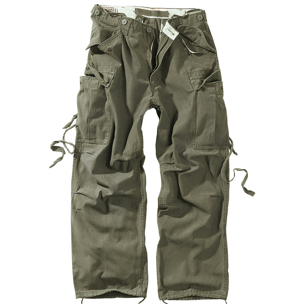 Surplus Vintage Fatigues Trousers Olive | Other | Military 1st