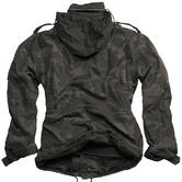Surplus M65 Regiment Jacket Black Camo Thumbnail 2