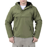 Surplus Windbreaker Jacket Olive Thumbnail 3