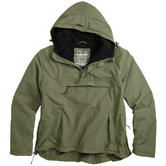 Surplus Windbreaker Jacket Olive Thumbnail 1