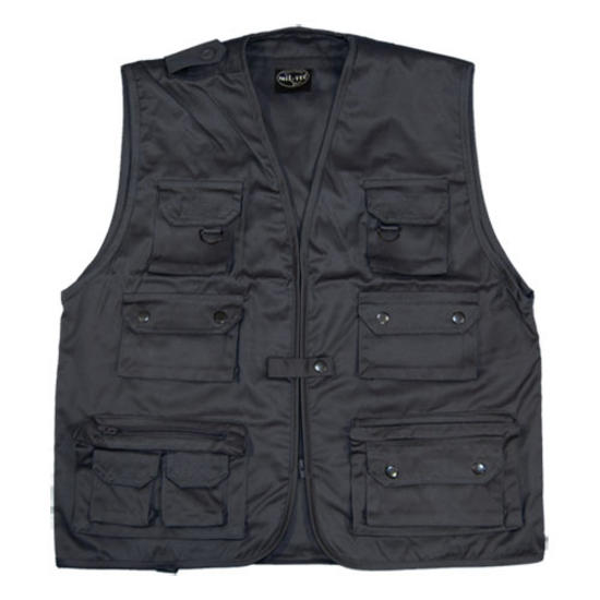 Mil-Tec Fishing Vest Navy