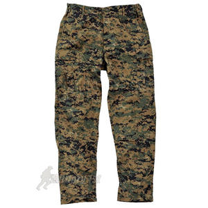 Helikon USMC Trousers NyCo Twill Digital Woodland