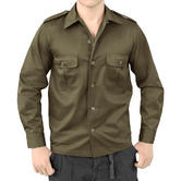 Surplus US Shirt Long Sleeve Olive