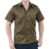 Surplus US Shirt Short Sleeve Olive