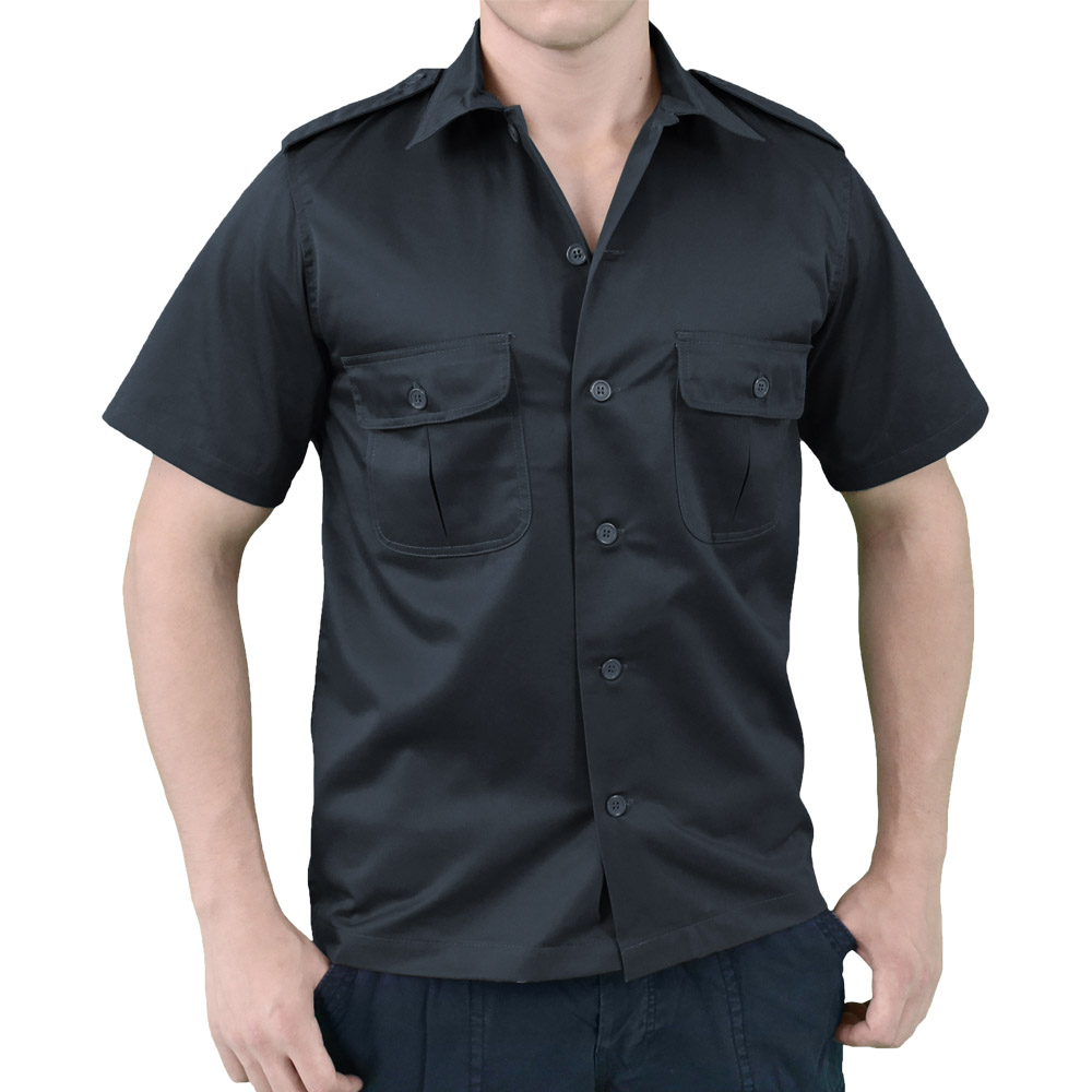 Surplus us shirt short sleeve navy tactical military 1st for Navy short sleeve shirt