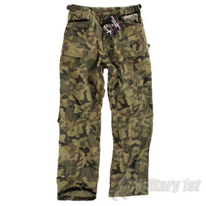 Helikon SFU Trousers NyCo Ripstop Polish Woodland