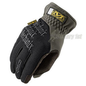 Mechanix Wear FastFit Gloves Black