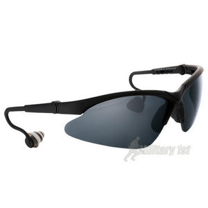 Swiss Eye Shooting Glasses Black Frame