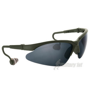 Swiss Eye Shooting Glasses Olive Frame