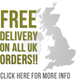 Free Delivery on all UK Orders!!