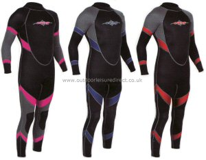 Childrens-Osprey-Full-Length-Wetsuits-Ages-4-16-Years