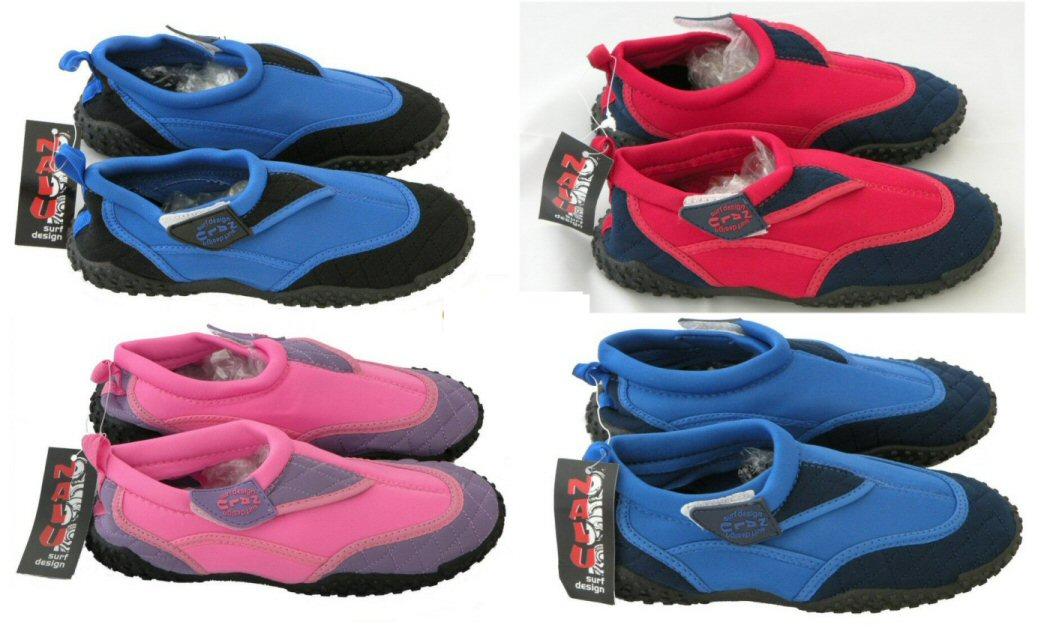 Nalu Childrens Aqua Shoes *UK Sizes 5-2* Beach Water ...