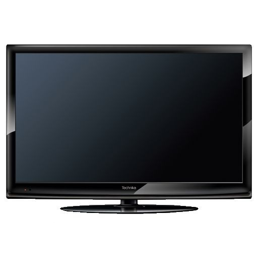 Technika  32-56 LCD TV 32'' LCD TV HD-Ready With Built-In Freeview  - Black