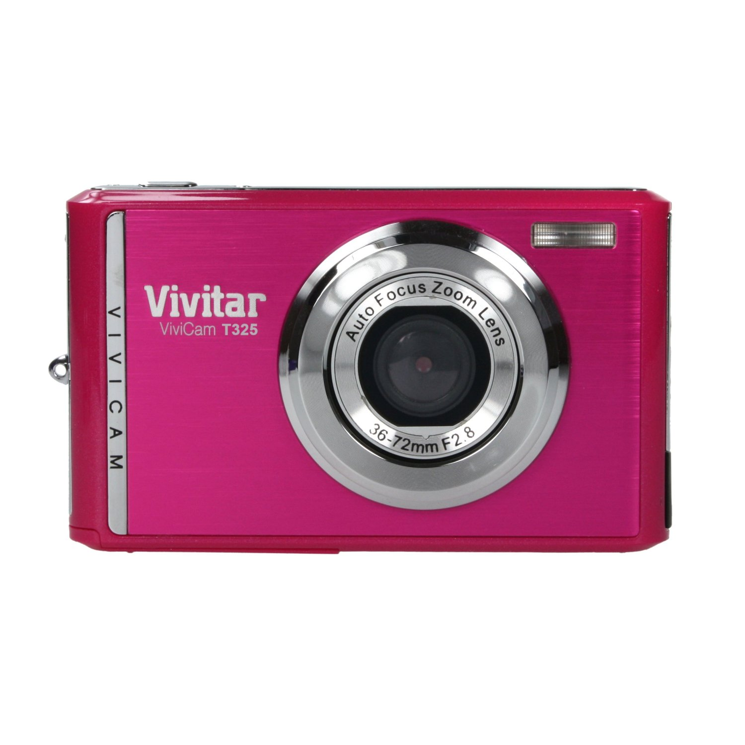 how to turn on vivitar camera