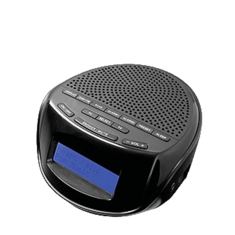 radio alarm clock mains powered digital sonata am fm radio alarm clock mains powered digital. Black Bedroom Furniture Sets. Home Design Ideas