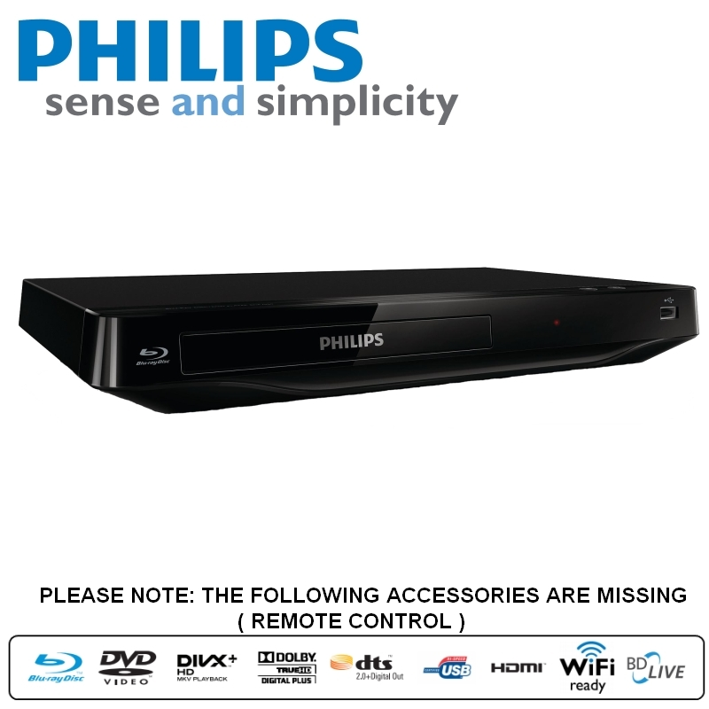philips blu ray player bdp2900 manual