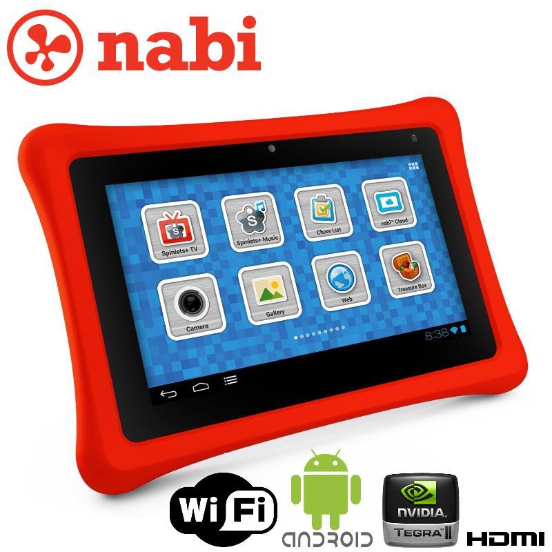 NABI NABI2-NV7A-UK 1.3 GHZ ANDROID 1GB RAM 8GB HDD 7