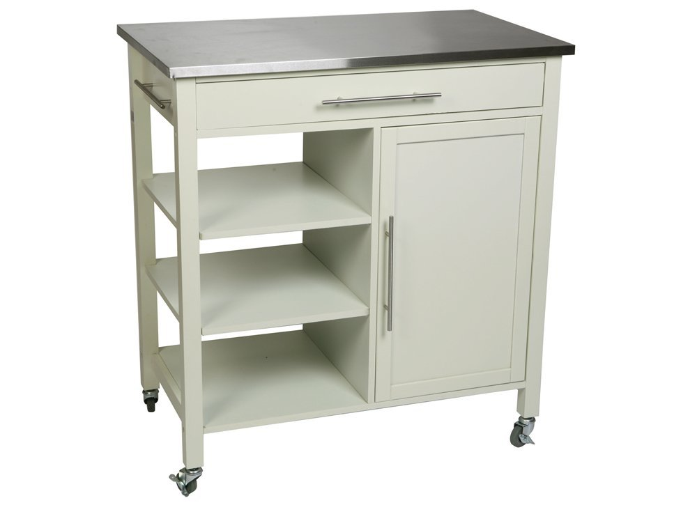 Ethos Camper Kitchen Trolley Cabinet Stylw With Stainless