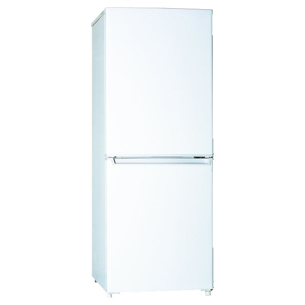TESCO FW55145 FRIDGE FREEZER 199L FRIDGE 57L FREEZER 3 GLASS SHELVES - WHITE