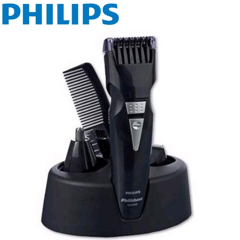 philips qg3040 30 cordless 5 in 1 beard trimmer grooming. Black Bedroom Furniture Sets. Home Design Ideas