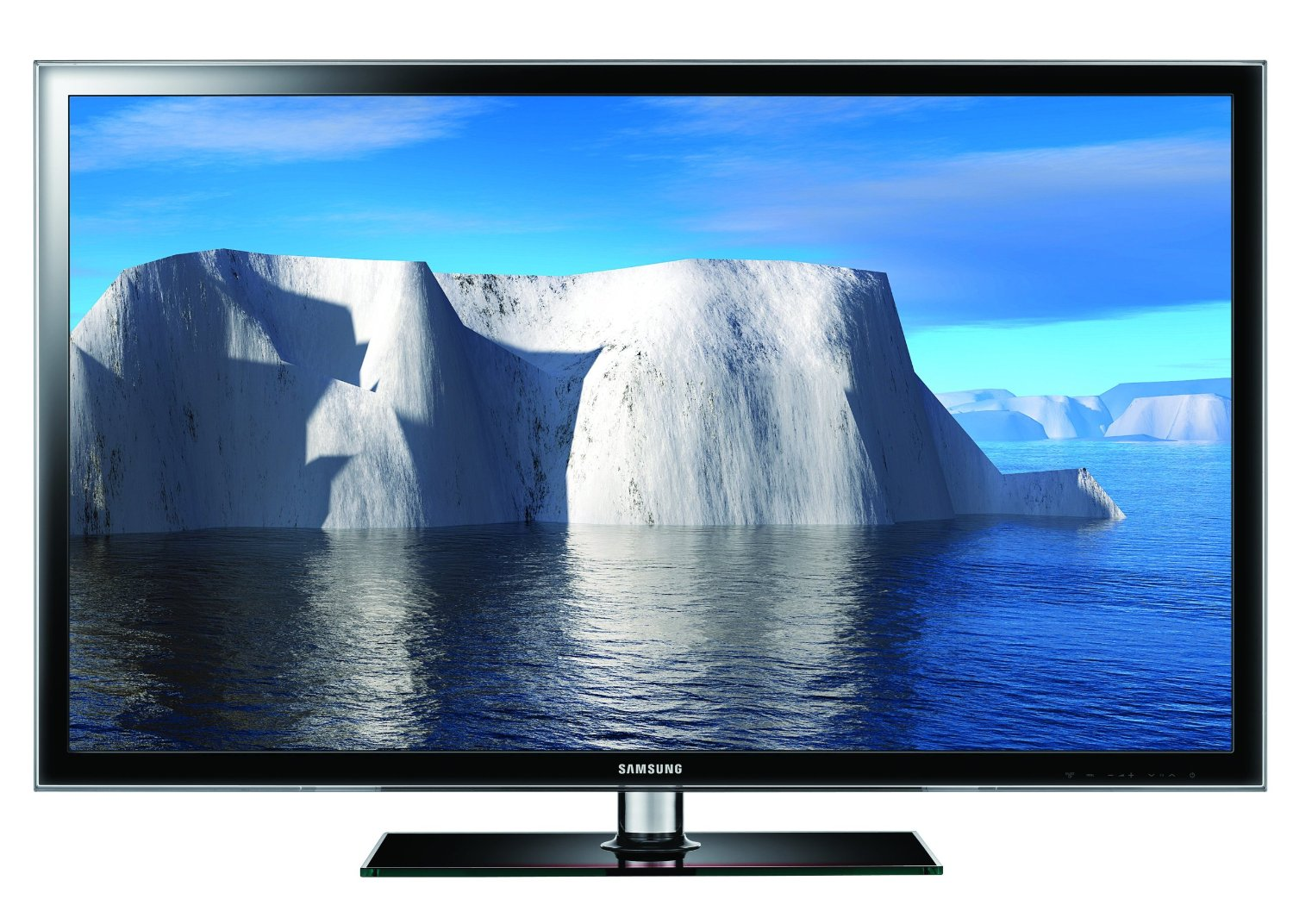 SAMSUNG-UE40F5000-40-LED-WIDESCREEN-TV-FULL-HD-1080P-BUILT-IN-FREEVIEW-BLACK