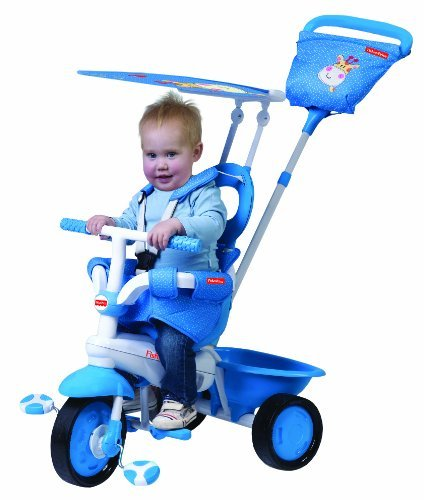 fisher price stroll to ride trike instructions