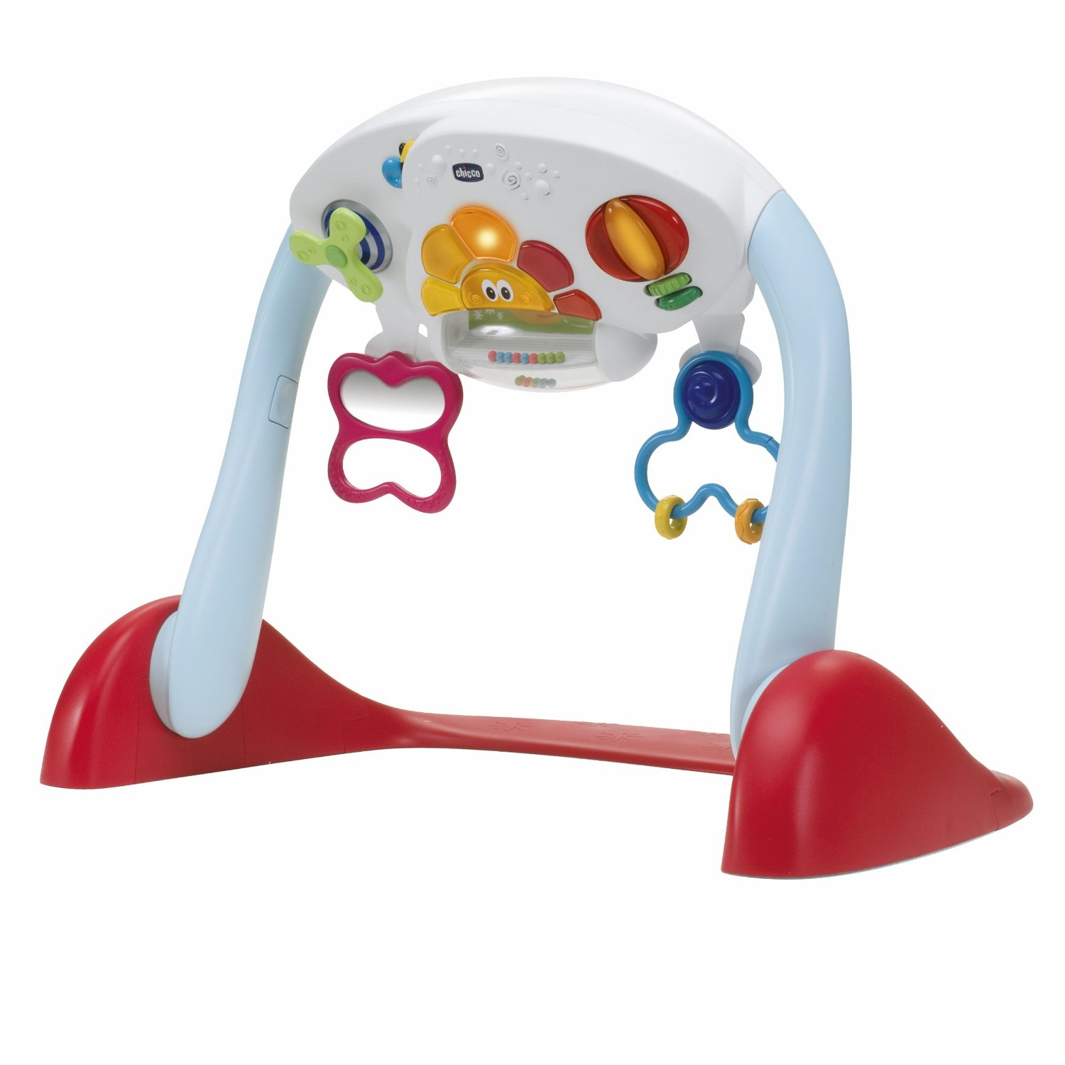 CHICCO I GYM INTERACTIVE BABY GYM FOR 3 MONTHS 2 POSITIONS OF