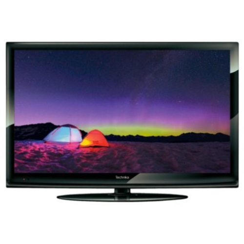 Technika 32-56L  32'' LCD TV HD Ready With Freeview And USB Pc Input - Black