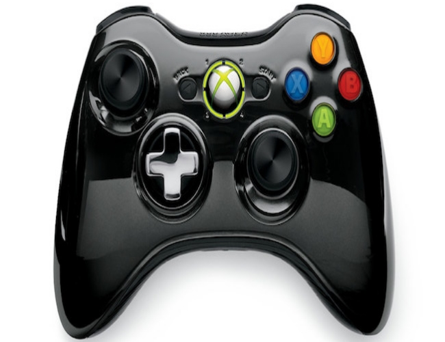 Official Xbox 360 Special Edition Wireless Controller ... Chrome Series Xbox 360 Controller