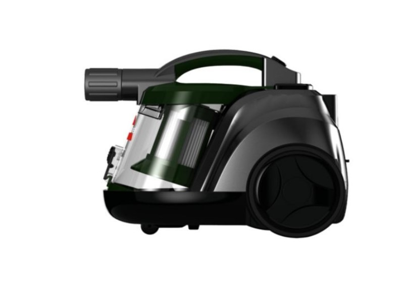 Bissell Zing 4490e 1500w Compact Bagless Cylinder Vacuum