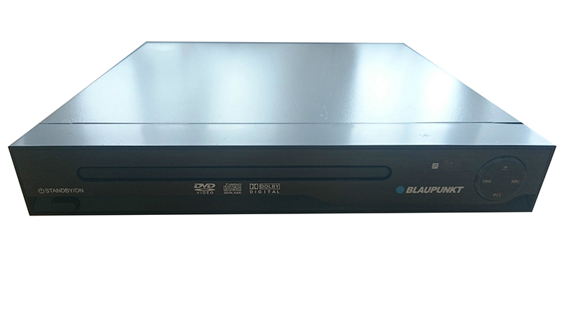 blaupunkt dv2202 compact dvd cd player scart a v outputs brown box ebay. Black Bedroom Furniture Sets. Home Design Ideas