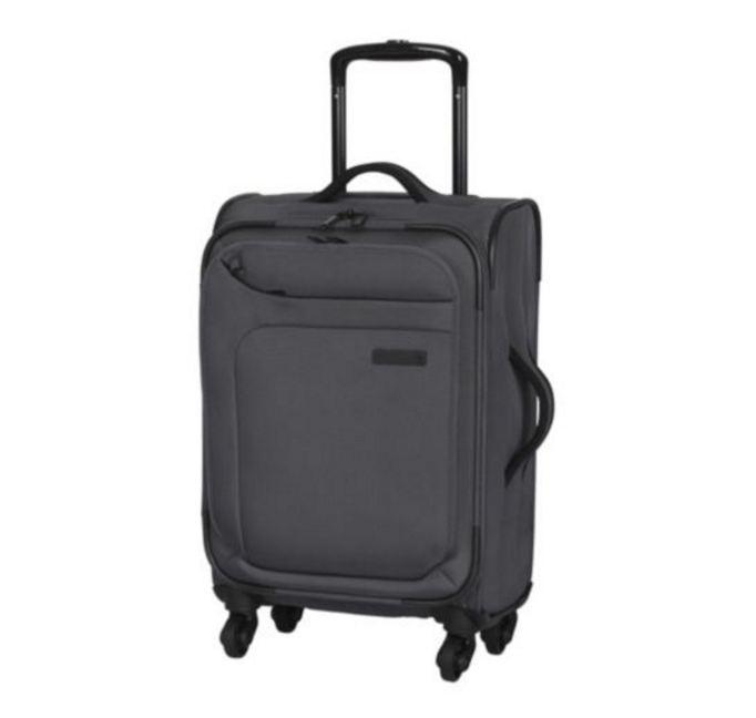 tesco it luggage megalite large 4 wheel suitcase 76l. Black Bedroom Furniture Sets. Home Design Ideas