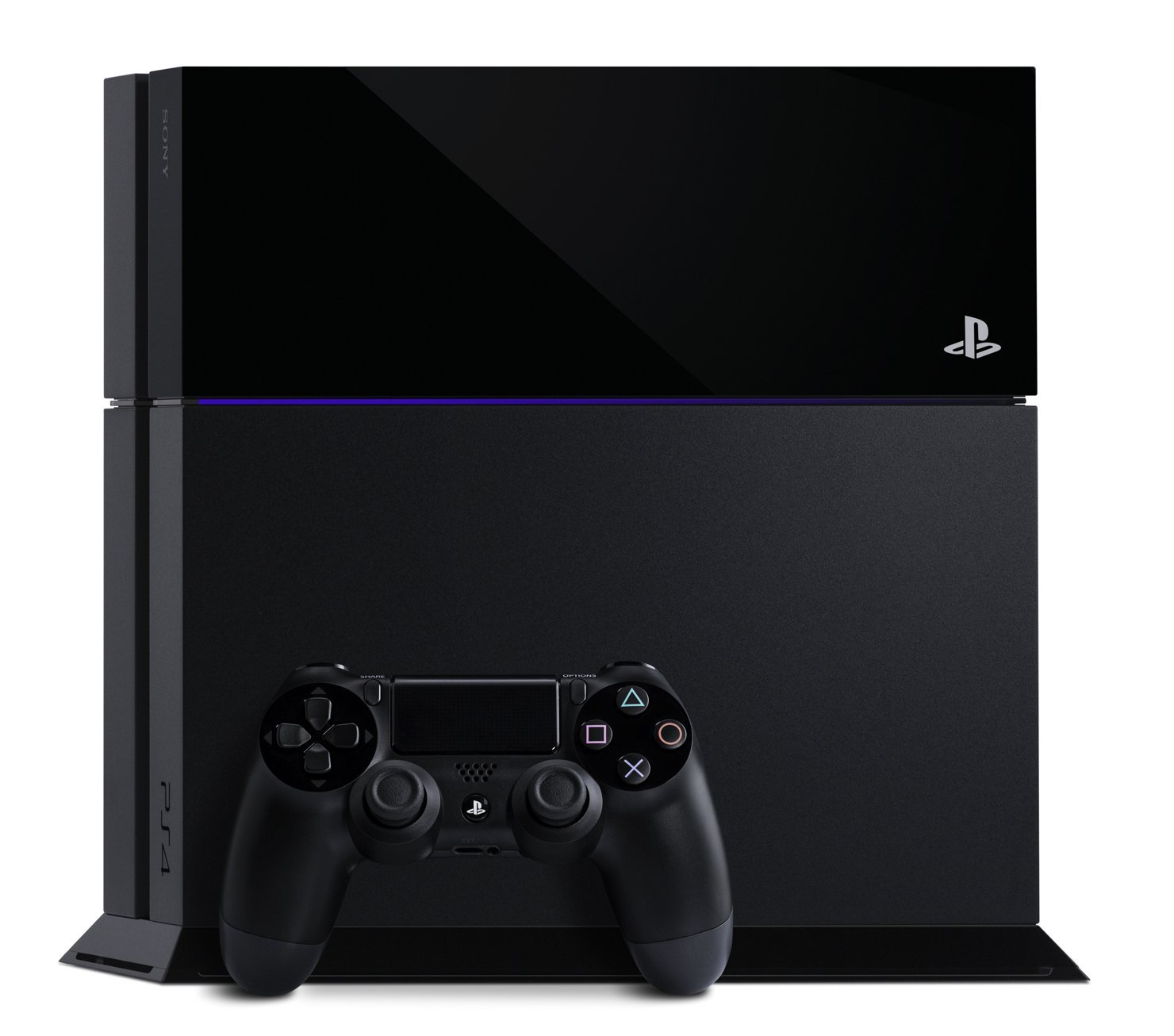 Sony playstation 4 1tb edition black