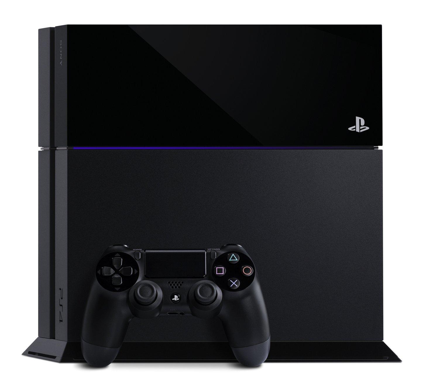 Sony playstation 4 1tb edition black