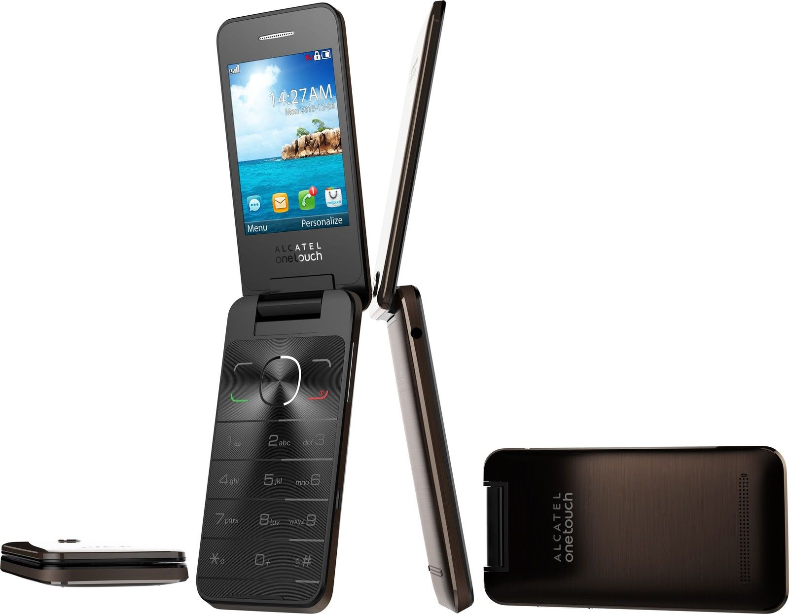 how to fix alcatel one touch screen
