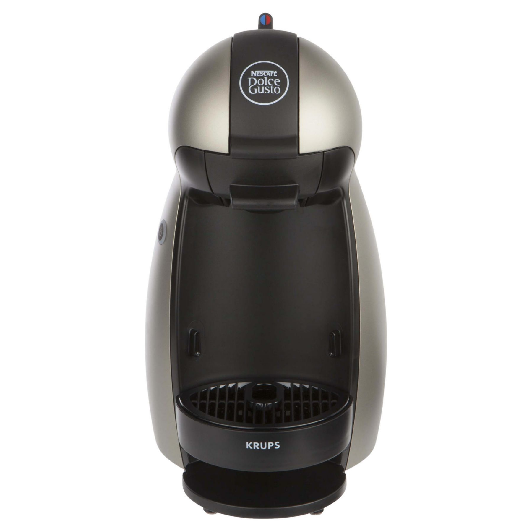 krups kp100940 capacity 6l nescafe dolce gusto piccolo beverage coffee titanium ebay. Black Bedroom Furniture Sets. Home Design Ideas