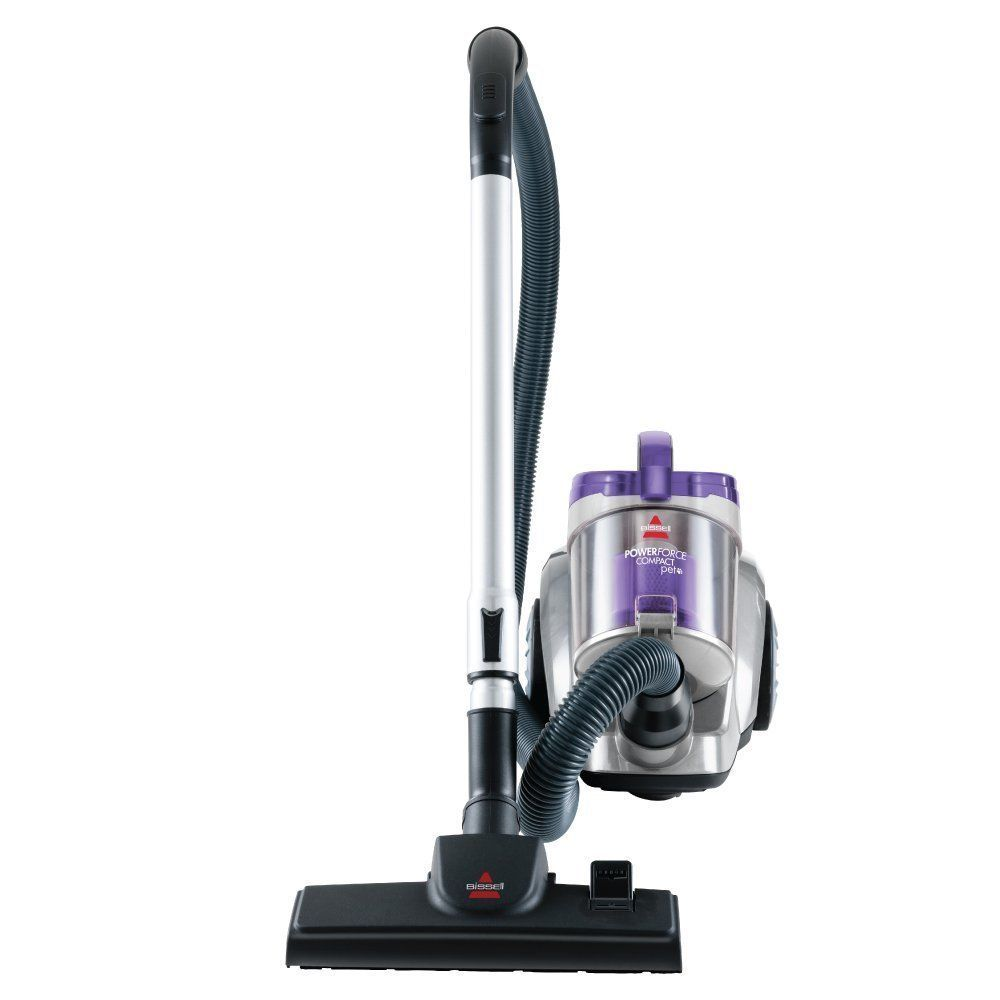Bissell Powerforce 1539b Compact Pet Cylinder Vacuum