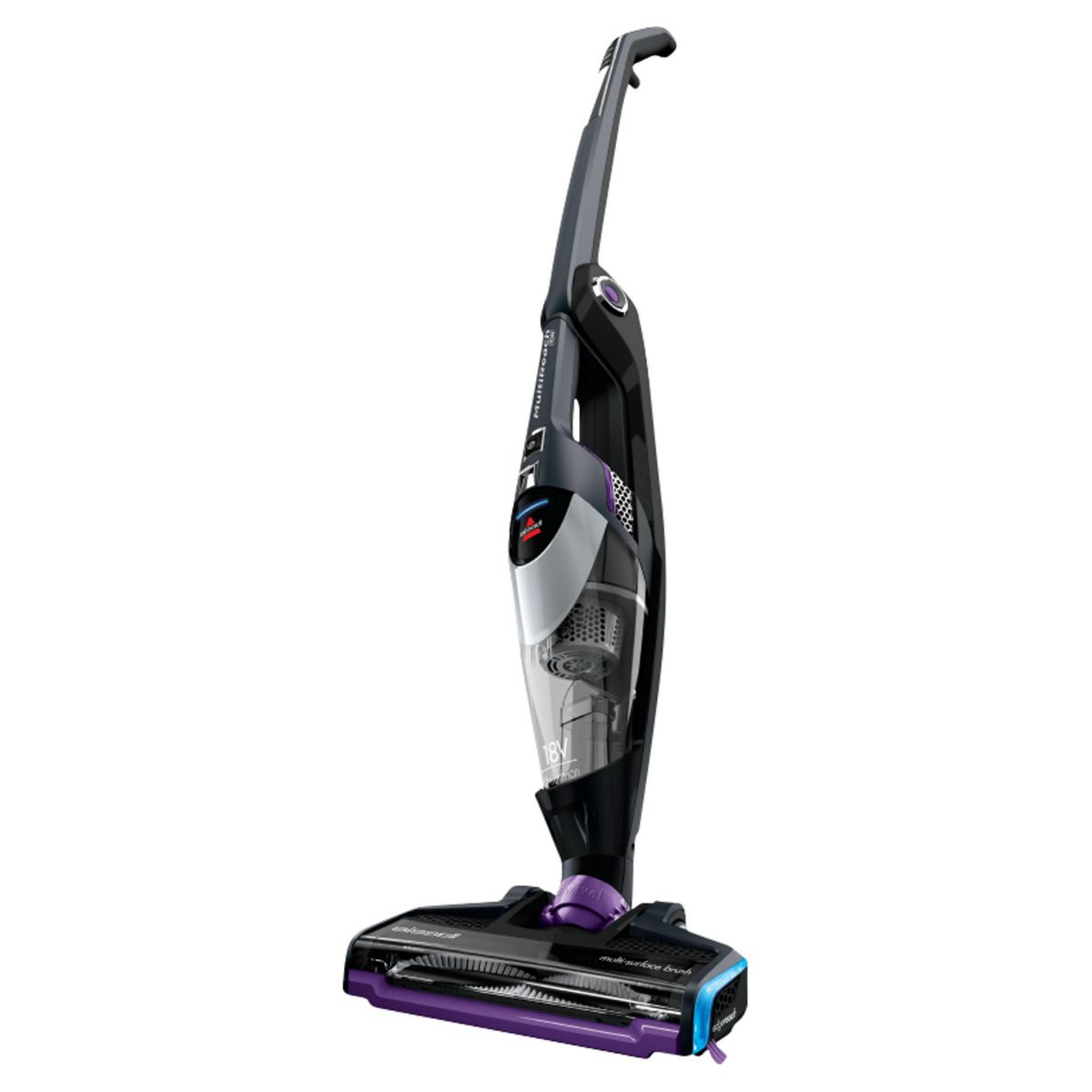 New Vacuums: New Bissell 1312L MultiReach 2 In 1 Cordless Vacuum