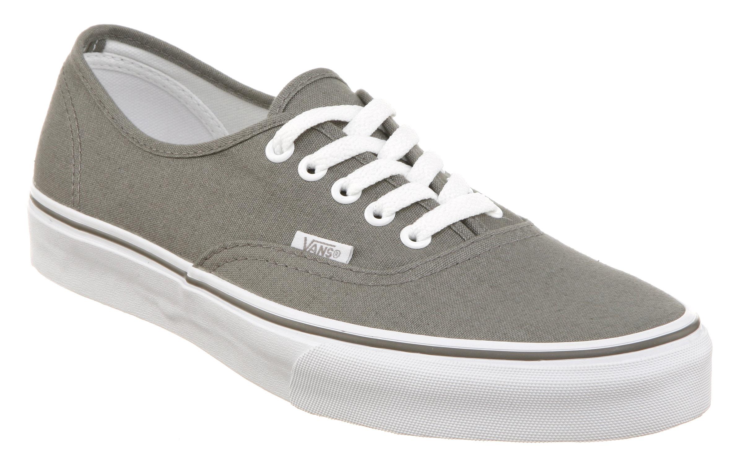 Vans-Authentic-Grey-Exclusive-Trainers-Shoes