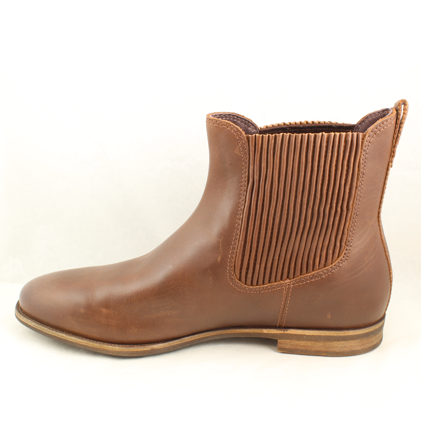 Brilliant  Leather Clarks GELATA ITALIA Brown Shoes Ankle Boots Women UK KO5CYP5J