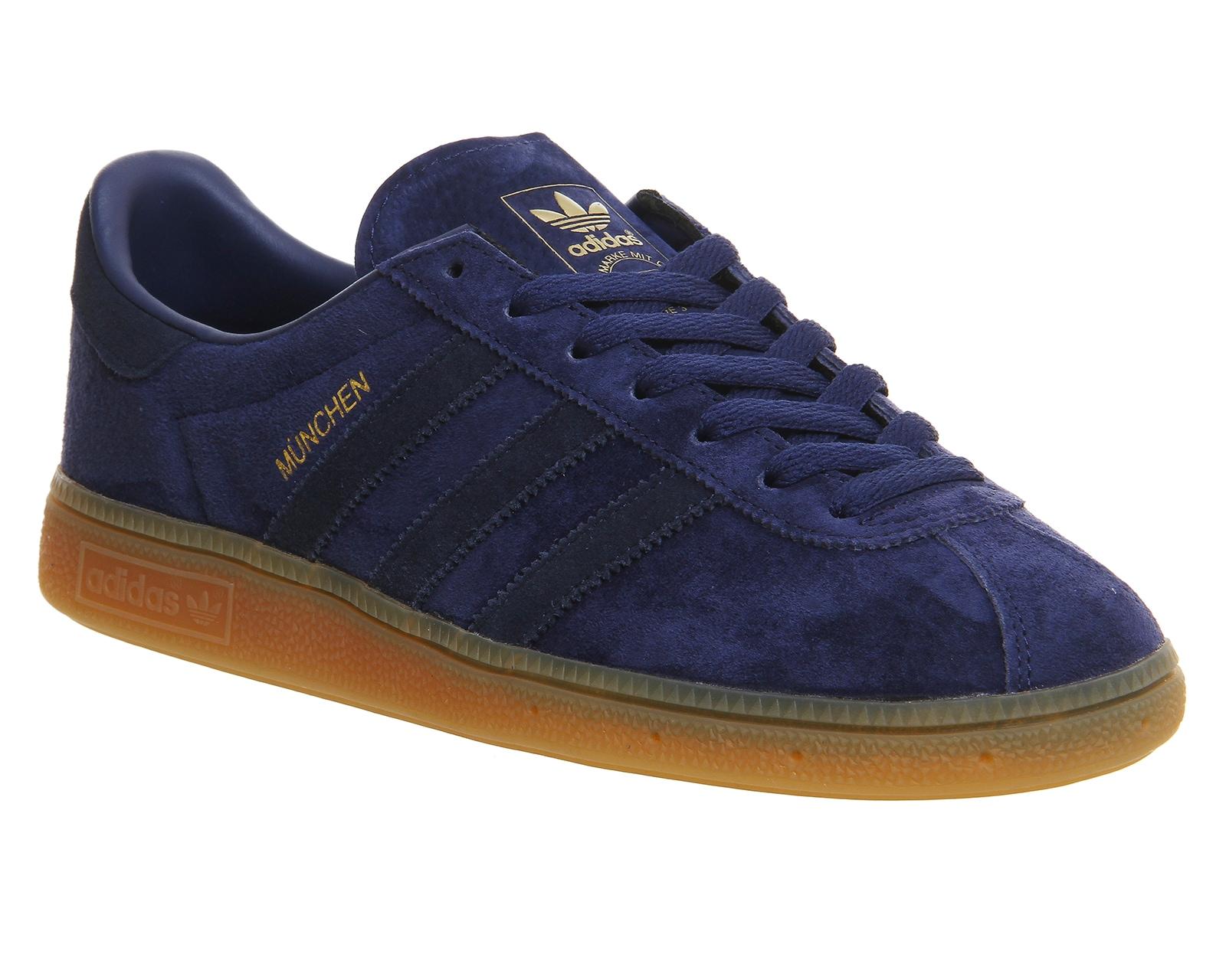 Rich Blue Shoes