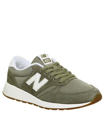 New Balance 420 Khaki