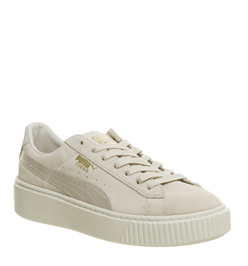 Womens-Puma-Suede-Platform-Trainers-PINK-TINT-GOLD-