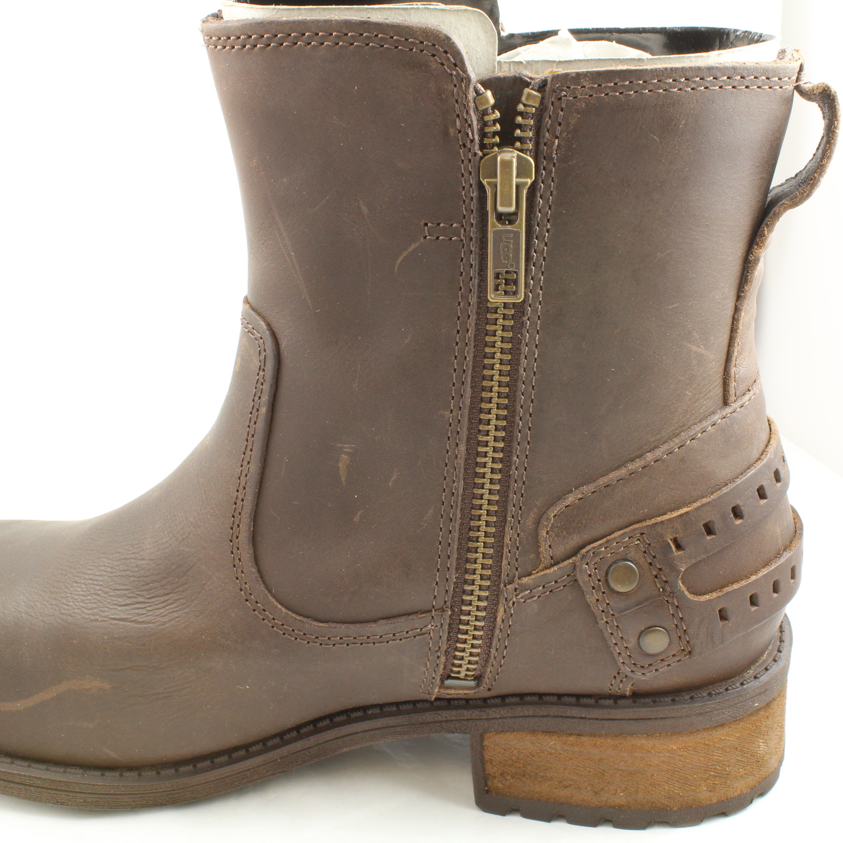a2dce426a08 Brown Leather Ugg Boots Office - cheap watches mgc-gas.com