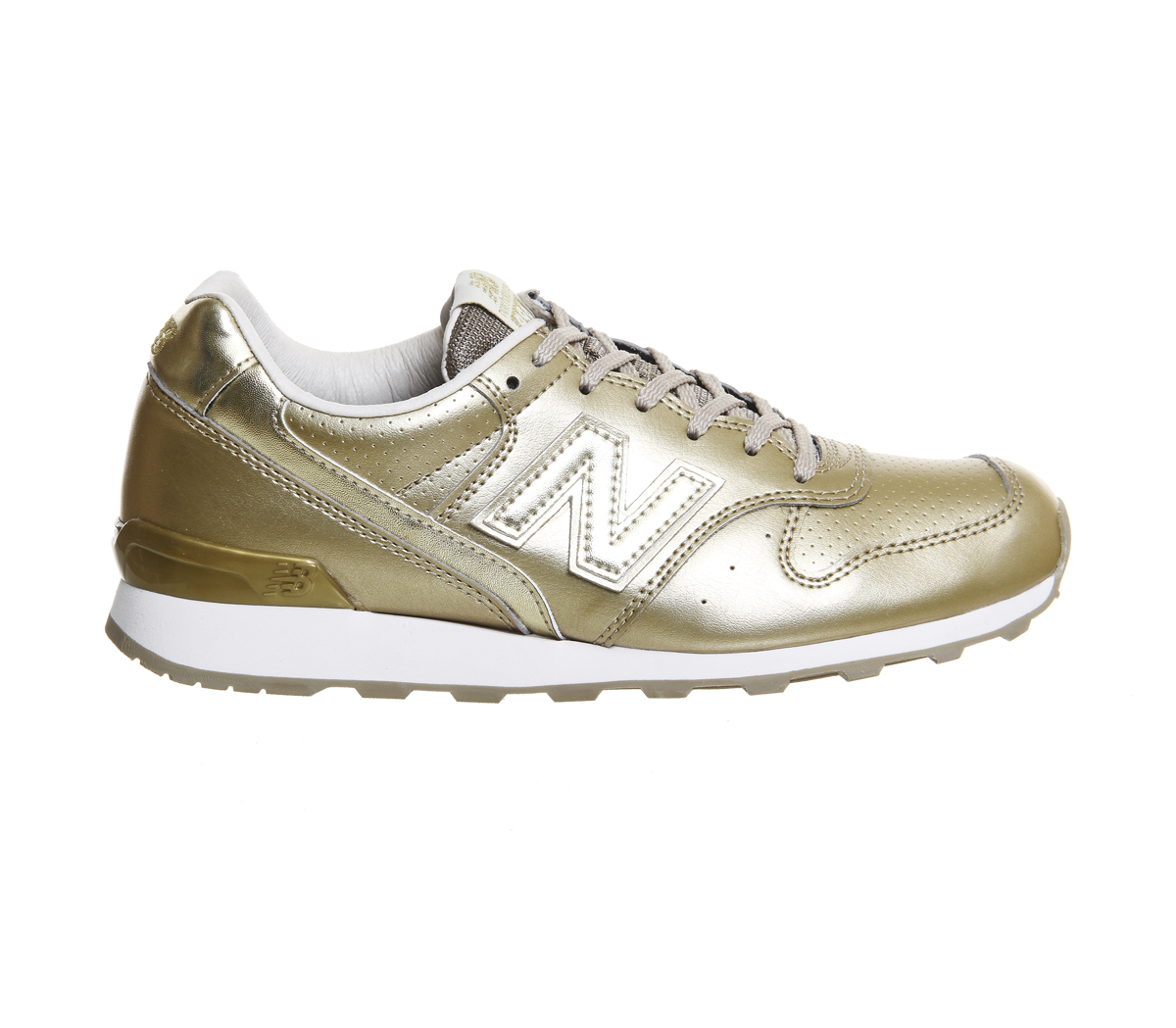 new balance 996 gold mono trainers shoes ebay. Black Bedroom Furniture Sets. Home Design Ideas