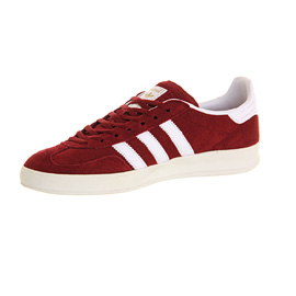 adidas gazelle indoor burgundy