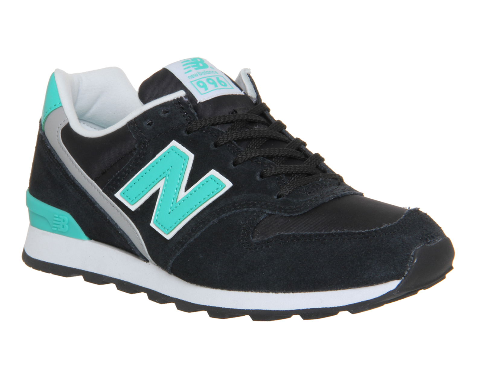 new balance black pool green exclusive